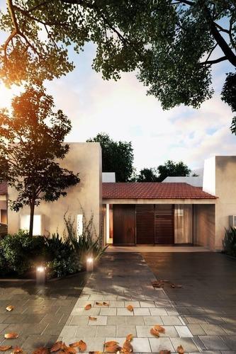 Preciosa Villa En Preventa, Santa Rita Cholul