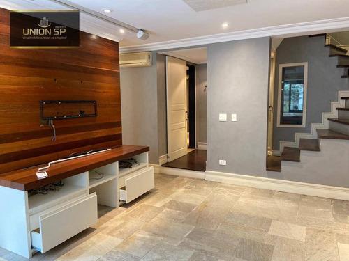 Sobrado Com 3 Dormitórios À Venda, 300 M² Por R$ 1.900.000,00 - Morumbi - São Paulo/sp - So1819