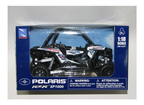 Polaris Rzr Xp1000 Escala 1:18 New Ray - Matthew