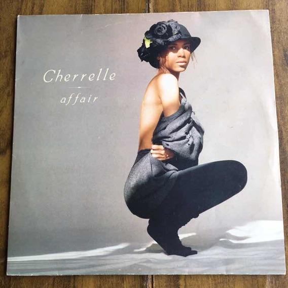 Lp Cherrelle Affair 1988
