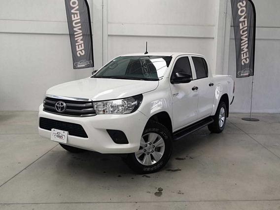 Toyota Hilux 2018 2.7 Cabina Doble Mt