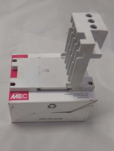 Suporte Para Mini Rele Térmico Lg Serve Para Linha Mec,