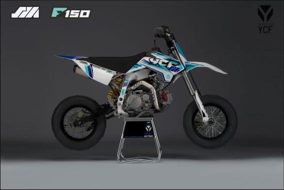 Motocicleta Ycf Supermoto F150 2019 12 Meses Sin Intereses