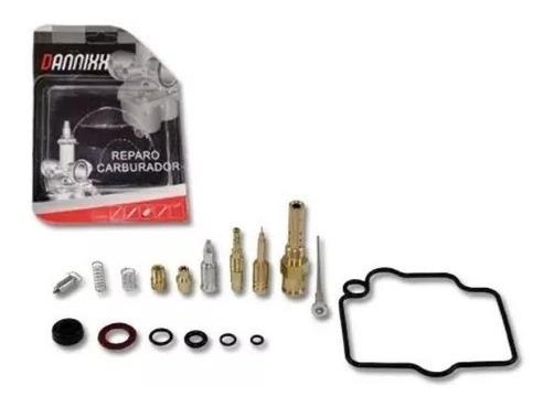 Reparo Do Carburador Xtz 125 09 14 Factor 125