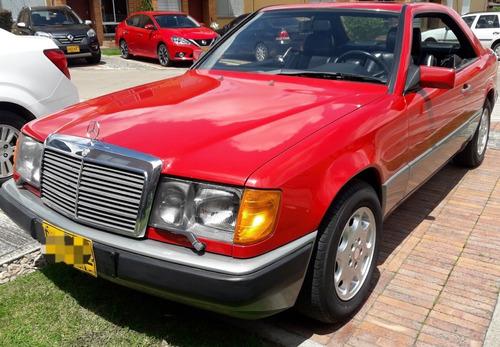Mercedes-benz Clase E 1988 2.6 W124