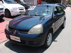 Renault Clio 1.0 Expression Sedan 16v Gasolina 4p Manual 200
