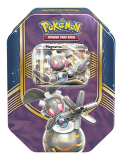 Lata Pokémon Batalha De Coração Magearna Ex