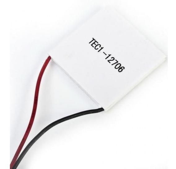 Pastilha Peltier Tec1-12706 Electrolux Pe10b+ Brindes!