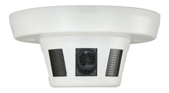 Camara Oculta En Sensor De Humo 420 Tvl Ccd Sony - Seg