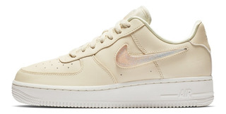 ZAPATILLAS NIKE AIR FORCE 1 LV8 STYLE MARRON MUJER 35,5