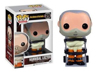 Funko Pop Hannibal Lecter 25 El Silencio De Los Inocentes