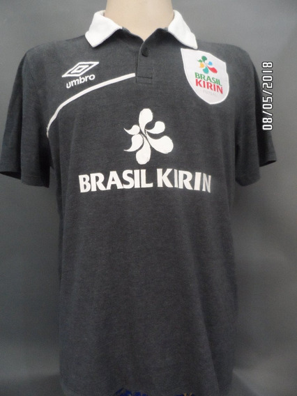Camisa Brasil Kirin Futsal