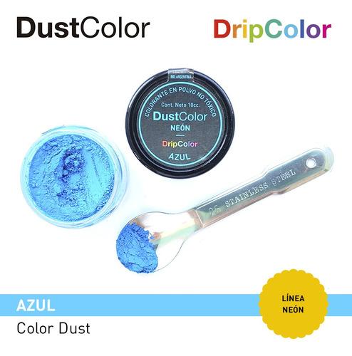 Imagen 1 de 6 de Colorante Matizador Neón Y Flúor 10cm3, Marca Dustcolor