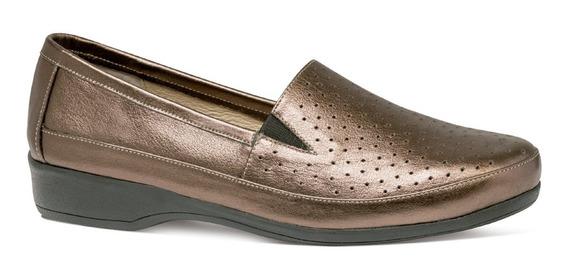 Suave Caminar Zapatos Mocasin Piel Confort Plantilla 3100531