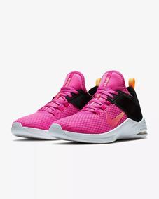 Tenis Nike Air Max Bella Tr 2 Fucsia Mujer Train Originales