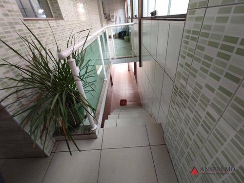 Casa Com 1 Dormitório Para Alugar, 50 M² Por R$ 1.100,00/mês - Ferrazópolis - São Bernardo Do Campo/sp - Ca0563
