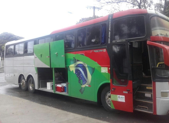 Vendo Ônibus Volvo B10m Aceito Catira