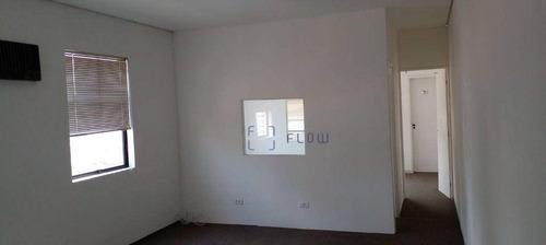 Imagem 1 de 16 de Conjunto Comercial 55m², Com Divisórias, 2 Banheiros E 2 Vagas - Vila Mariana - Cj1316