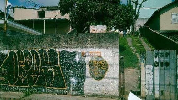 Terreno Residencial À Venda, Cidade São Jorge, Santo André. - Te0550