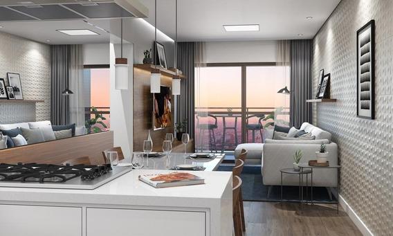 Apartamento Em Vila Izabel, Curitiba/pr De 65m² 2 Quartos À Venda Por R$ 470.100,00 - Ap196143