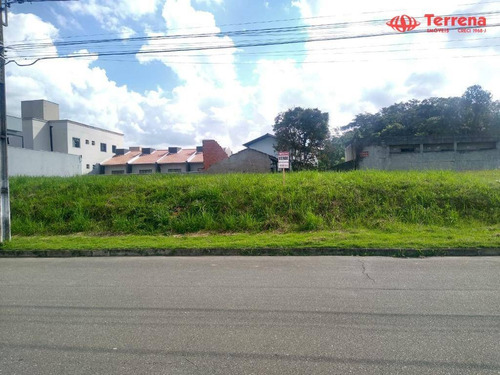 Terreno À Venda, 375 M² Por R$ 380.000,00 - Velha - Blumenau/sc - Te0158