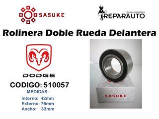 Rolinera Rodamiento Rueda Delantera Neon 2000-2001 42x76x33