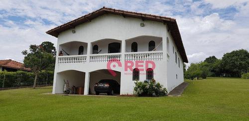 Imagem 1 de 30 de Chácara Com 4 Dormitórios À Venda, 4111 M² Por R$ 830.000,00 - Nossa Senhora De Fátima  - Tietê/sp - Ch0047