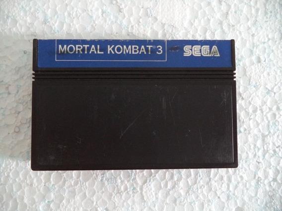 Mortal Kombat 3 Para Master Systen (funcionando)
