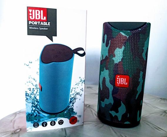 Caixa De Som Jbl Portable Wireless Speaker