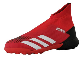 Botas adidas Predator 20.3 Rojo Turf Rapido Hombre Nuevos