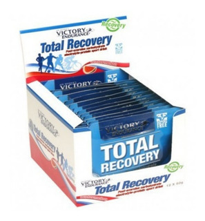 Total Recovery Victory Endurance Monodosis 12 Sobres 50g
