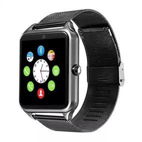 Relógio Bluetooth Smart Watch Z60 Android Ios Preto
