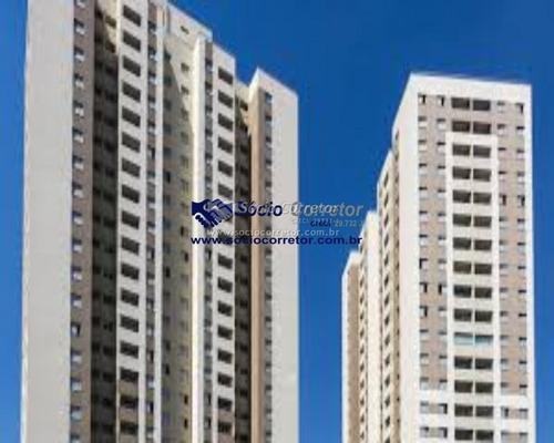 Imagem 1 de 15 de Vendo Apto 67m² - Condomínio Up Life - 03 Dorms 01 Suíte - Apartamento A Venda No Bairro Jaçanã - São Paulo, Sp - Sc01080