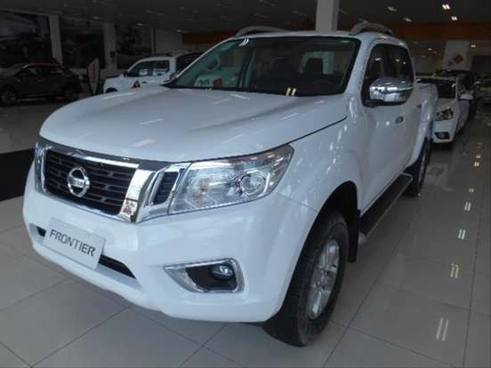 Nissan Frontier 2.3 16v Turbo Diesel X Cd 4x4 Automático 20