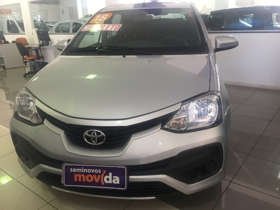 Etios 1.5 Xs 16v Flex 4p Manual 39428km
