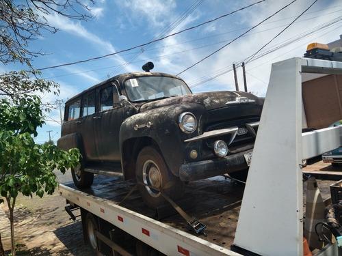 Chevrolet Brasil Perua Amazonas