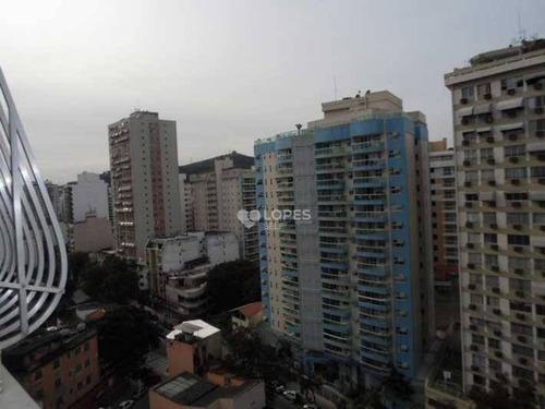 Apartamento À Venda, 81 M² Por R$ 700.000,00 - Jardim Icaraí - Niterói/rj - Ap32014