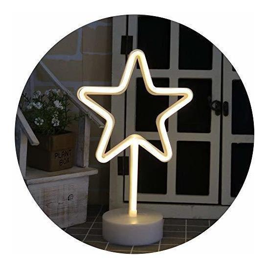 Pooqla Lámpara Decorativa De Neón Jh Df 23 0.30watts 0.30