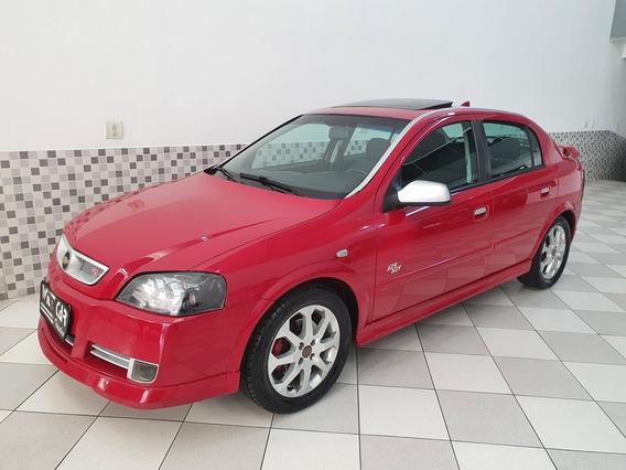 Chevrolet Astra Hatch Ss 2.0 Flex 2008 Vermelho Teto Solar