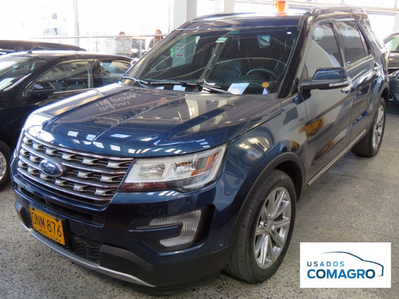 Ford Explorer Limited2017 Dnm876