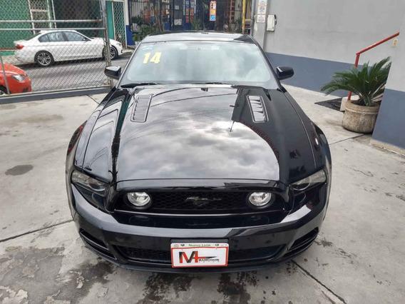Ford Mustang Gt V8 2014