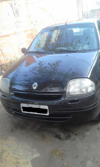 Clio Sedan 1.6 16v 2003 4portas