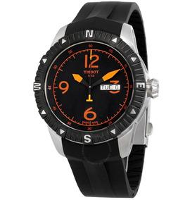 Relógio Tissot T-navigator Automatic Black T0624301705701