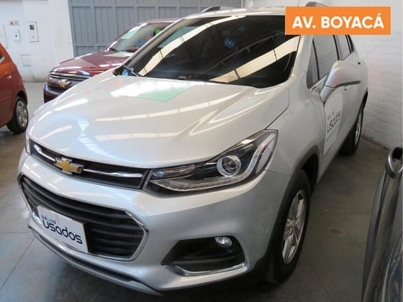 Chevrolet New Tracker Lt 1.8 Aut 5p 2018 Emq641