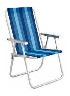 Cadeira Alta Conforto Aluminio Mor 2136 2236 - Ler Descrição