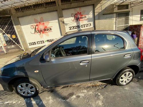 Toyota Etios 2014 1.5 16v Xs 5p