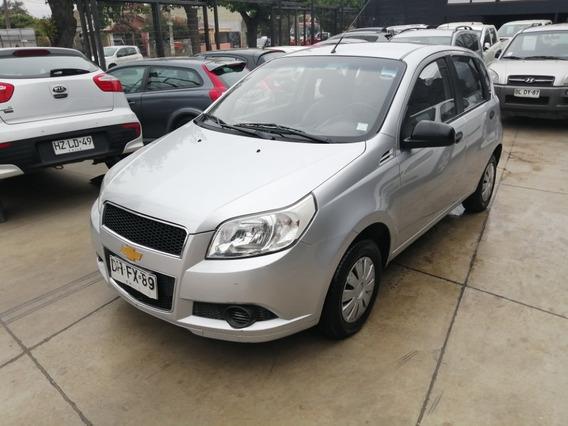 Chevrolet Aveo Iii Hb 1.4
