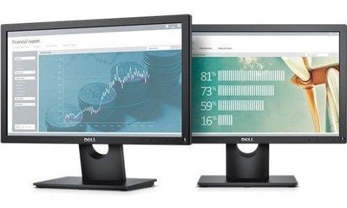 Monitor 18.5 Led Dell (e1916h) 480-adfb Bivolt