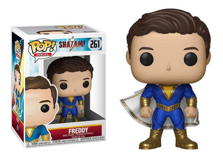 Funko Pop Freddy #261 De Shazam Regalosleon