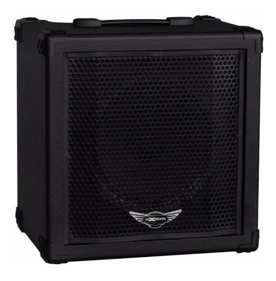 Cubo Amplificador Contra Baixo Voxstorm Top Bass Cb 85 40w
